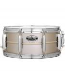 "Pearl MUS1465S, Modern Utility 14""x6.5"" Steel Snare Drum"