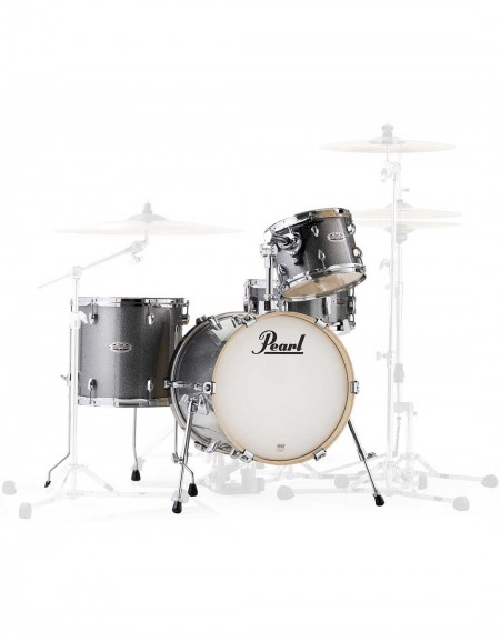 Pearl MDT764P/C708, 4-Piece Shell Set, Grindstone Sparkle