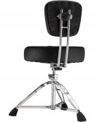 Pearl D-2500BR, Roadster Drum Throne With Backrest