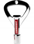 Wincent RockKey Chrome, bottle-opener and tuning-key