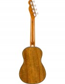 Fender Montecito Tenor Ukulele, Koa Fingerboard, w / bag, Natural Koa