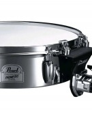 """Pearl PTE-313I, 13""""x3"""" Steel Flat Timbale with ISS"""