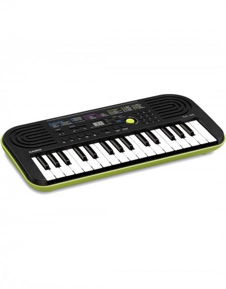 Casio SA-46, Mini Keyboard