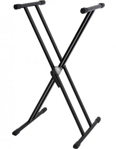 Gewa 900.553 BSX Keyboard stand double black