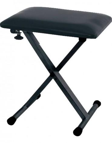 Gewa 900.530 BSX Keyboard bench black