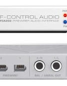 Behringer – F-CONTROL AUDIO FCA202 – FireWire Audio Interface