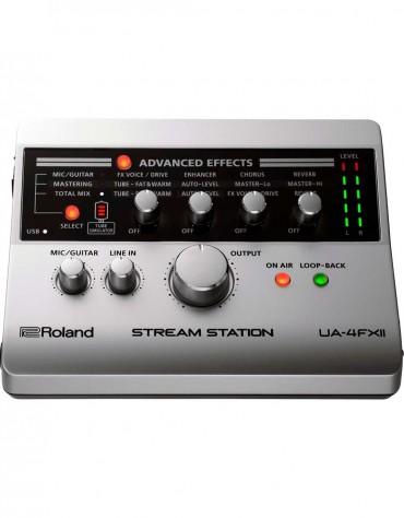 Roland UA-4FX2 STREAM STATION USB Audio interface