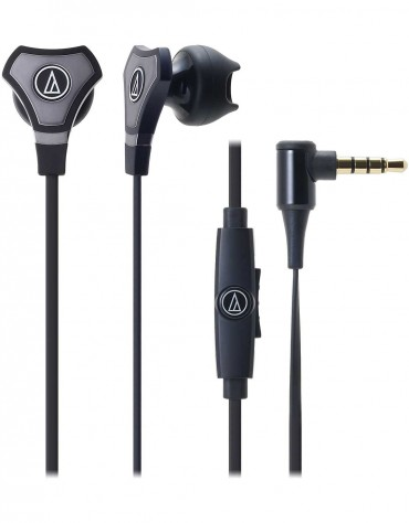Audio-Technica ATH-CHX5iS BK, in-ear headphones