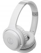 Audio-Technica ATH-S200BTWH On-Ear Bluetooth Headphones White