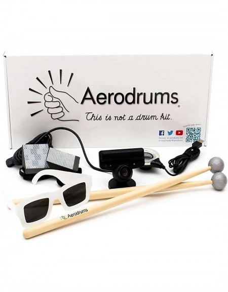 Aerodrums Air Percussion Set with Camera
