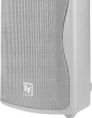 Electro-Voice ZX1 WHITE, 8-inch two-way full-range composite loudspeaker