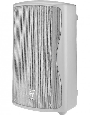 Electro-Voice ZX1i WHITE, 8-inch two-way full-range composite loudspeaker