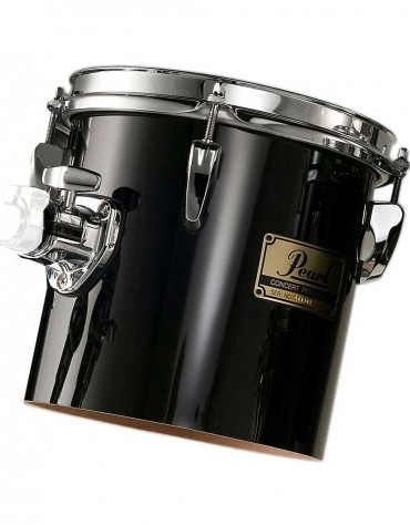 "Pearl PTE-06 Concert Series 6""x8"" Tom, Midnight Black"