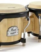 """Pearl PWB-67.511, Primero Bongo Set, 6"""" & 7"""", Natural"""