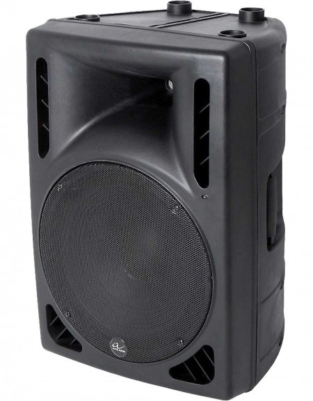 "Alpha Audio 170.120, 15"" ACTIVE BOX A-AMP FIFTEEN BIAMP"