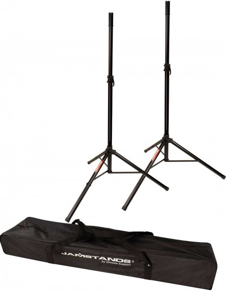 Ultimate JS-TS50-2 JamStands Pair of Tripod Speaker Stand with FREE Carrying Bag, UL950.005