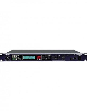 Yamaha SPX2000, New-generation SPX with 24-bit 96-kHz Processing and Advanced REV-X Reverb Algorithms