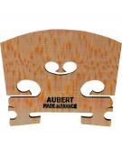 Gewa 405.203, 1/2 Foot width 36 - Aubert Violin Bridge Mirror Cut