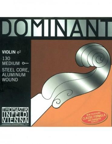 Thomastik 633.628, Dominant Nylon Core, Medium Tension Violin Strings