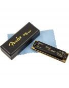 Fender® Blues DeVille Harmonica, Key - B Flat