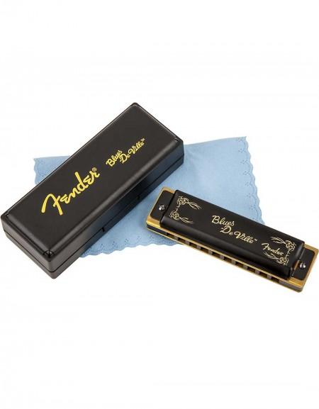 Fender® Blues DeVille Harmonica, Key - D