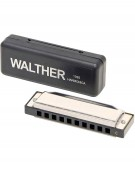 Walther 798.505 harmonica Walther Richter model, C Major