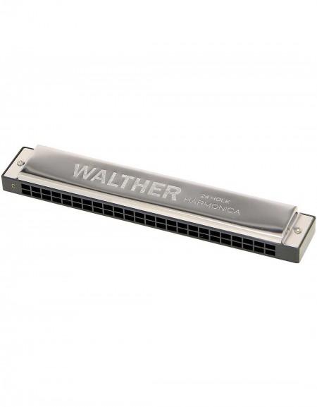 Walther 798.515 harmonica tremolo model, C Major