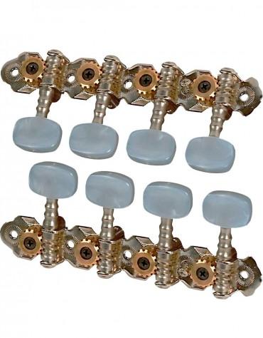 Gewa 545.577, Mandoline Key, Nickel