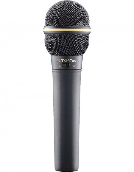 Electro-Voice N/D267as, Versatile Dynamic Vocal Microphone