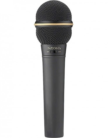Electro-Voice N/D367s, High-performance Dynamic Vocal Microphone