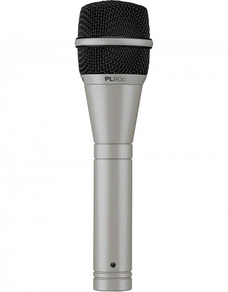 Electro-Voice PL-80c, PL Series Live Performance Vocal Microphone