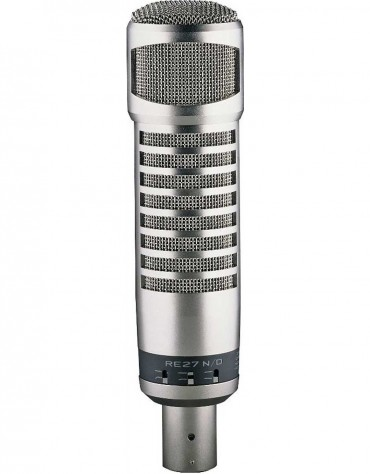 Electro-Voice RE27N/D, Broadcast Announcers Microphone w/ Variable-D & N/DYM Cap
