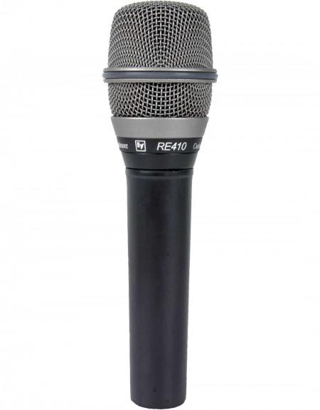 Electro-Voice RE410, Premium Condenser Cardioid Vocal Microphone
