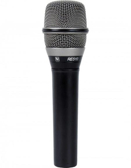 Electro-Voice RE510, Premium Condenser Supercardioid Vocal Microphone w/HPF