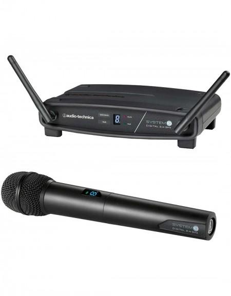 Audio-Technica ATW-1102, Single channel dynamic handheld digital wireless system