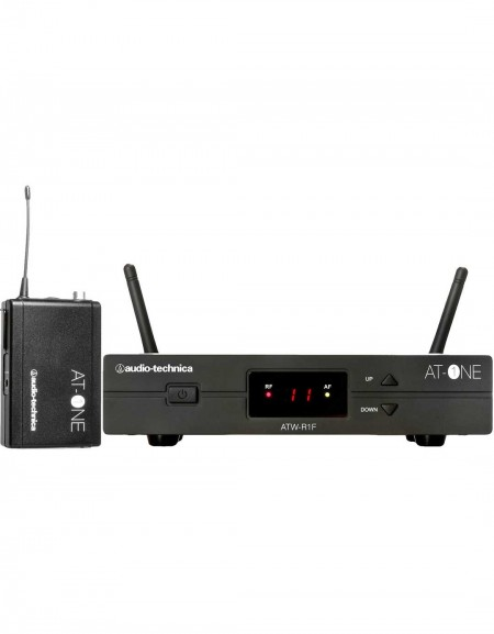 Audio-Technica ATW-11F AT-One Beltpack system