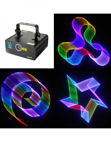 HED Lighting L 320-RGB SCAN 3D