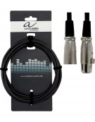 Alpha Audio 190.050, 9m Basic Line Microphone Cable