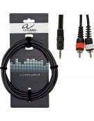 Alpha Audio 190.160, 1.5m Basic Line Y-Cable