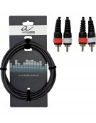 Alpha Audio 190.200, 6m Basic Line Twin Cable