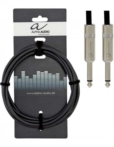 Alpha Audio 190.510, 9m Pro Line Instrument Cable
