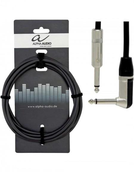 Alpha Audio 190.530, 9m Pro Line Instrument Cable
