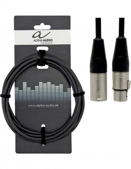 Alpha Audio 190.560, 15m Pro Line Microphone Cable