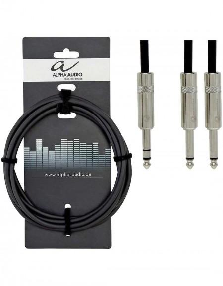 Alpha Audio 190.720, 1.5m Pro Line Insert Cable