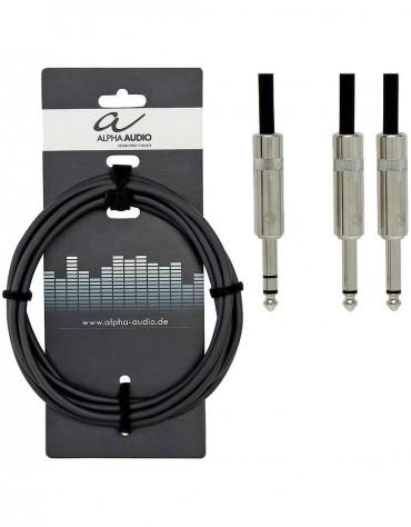 Alpha Audio 190.725, 3m Pro Line Insert Cable