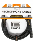 Roland RMC-G25, Gold Series 7.5m Microphone Cable