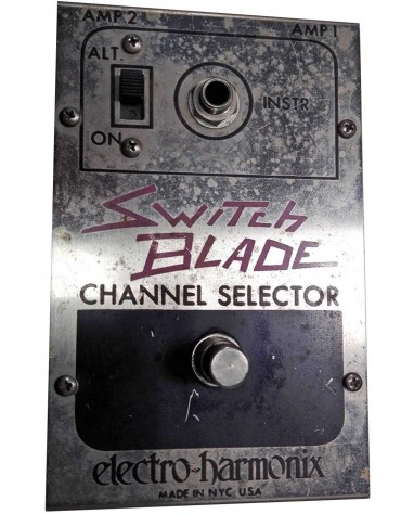 Electro-Harmonix Switch Blade Channel Selector