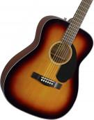 Fender CC-60S, Rosewood, 3-Color Sunburst