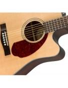 Fender CD-140SCE, Rosewood Fingerboard, Natural, Includes Hardshell Case