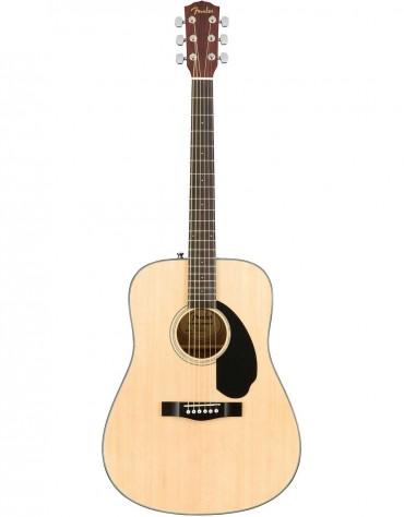 Fender CD-60S, Walnut Fingerboard, Natural